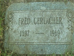 Frederick Gerlacher