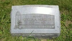 Odessa Angeline Meredith