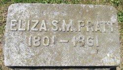 Eliza S. <i>Montgomery</i> Pratt