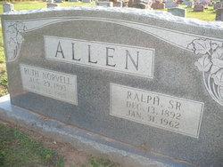 Ruth <i>Norvell</i> Allen