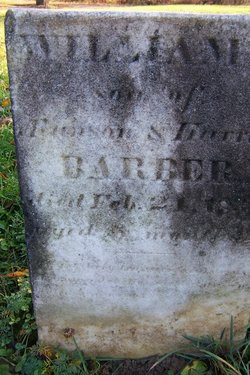 William W Barber