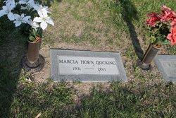 Marcia <i>Horn</i> Docking