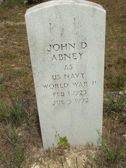John D. Abney