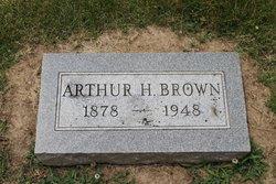 Arthur H Brown