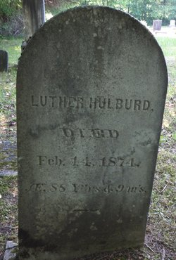 Luther Hulburd