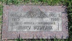 Mary Bosnyak