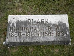 Margaret Alice Barbara <i>Lumdson</i> Clark