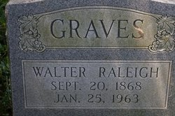 Walter Raleigh Graves