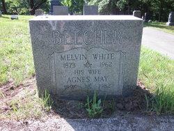 Melvin White Belcher