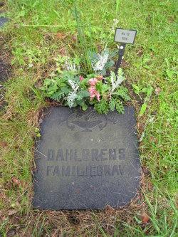 Anna Sofia <i>Kindstrand</i> Dahlgren
