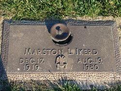 Marston L. Ikerd