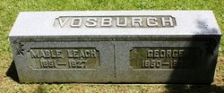 Mable <i>Leach</i> Vosburgh