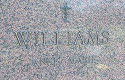 Ann Marie Williams