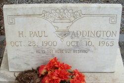 H. Paul Addington