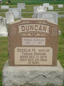 Cecelia M <i>Harnish</i> Duncan