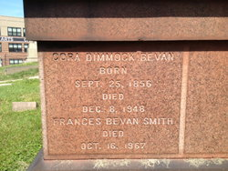 Cora Dimmock <i>Johnson</i> Bevan