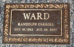 Randolph Carroll Randy Ward