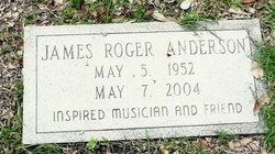 James Roger Anderson