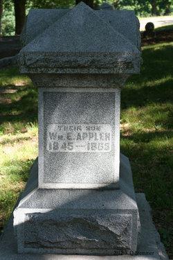 William Ezra Appler