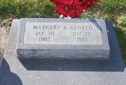 Margery A. <i>Allen</i> Aldred