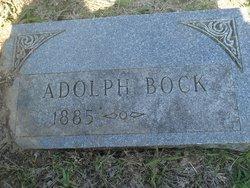 Adolph Bock