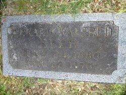 Edward Walfred Reed