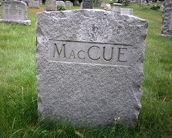 Hannah S. <i>Holyoake</i> MacCue