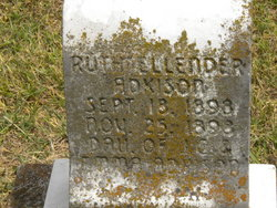 Ruth Ellender Adkison