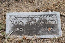Mary <i>Hale</i> Walker