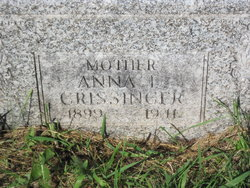 Anna I Crissinger