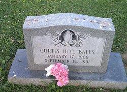 Curtis Hill Bales