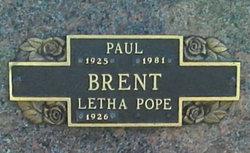 Paul Brent