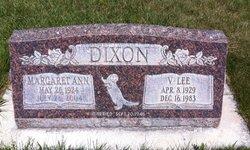 Vern Lee Dixon