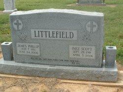 Inez Scott <i>Scott</i> Littlefield