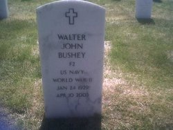 Walter John Bushey