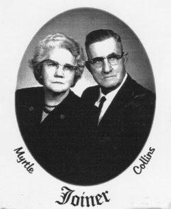 Myrtle Gertrude Joiner
