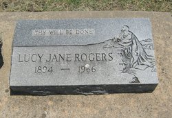 Lucy Jane Rogers