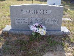 Leon Howell Basinger