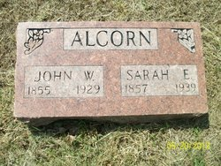 Sarah Elizabeth <i>Sutton</i> Alcorn
