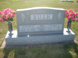 Norma Lorene <i>Ellis</i> Bush