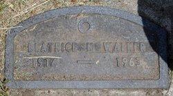 Beatrice M Walker