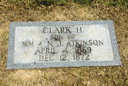 Clark H Atkinson
