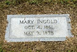 Mary <i>Ingold</i> Atkinson