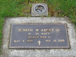 Joseph Walter Abney, Jr.