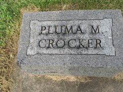 Pluma Plumy <i>Mickle</i> Crocker