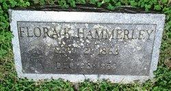 Flora K. <i>Lickey</i> Hammerley