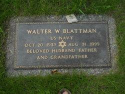 Walter W. Blattman