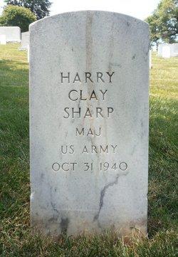 Harry Clay Sharp