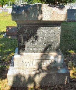John Silas Wilson