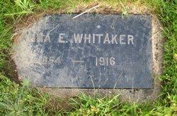 Anna E <i>Garrett</i> Whitaker